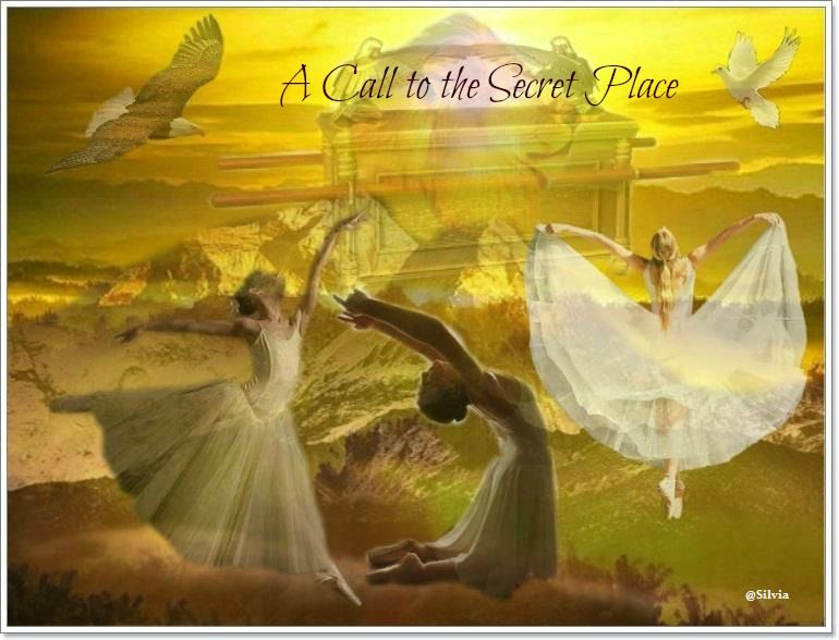 Call to the Secret Place | Prophetic art, Heavenly places, Dancing with jesus