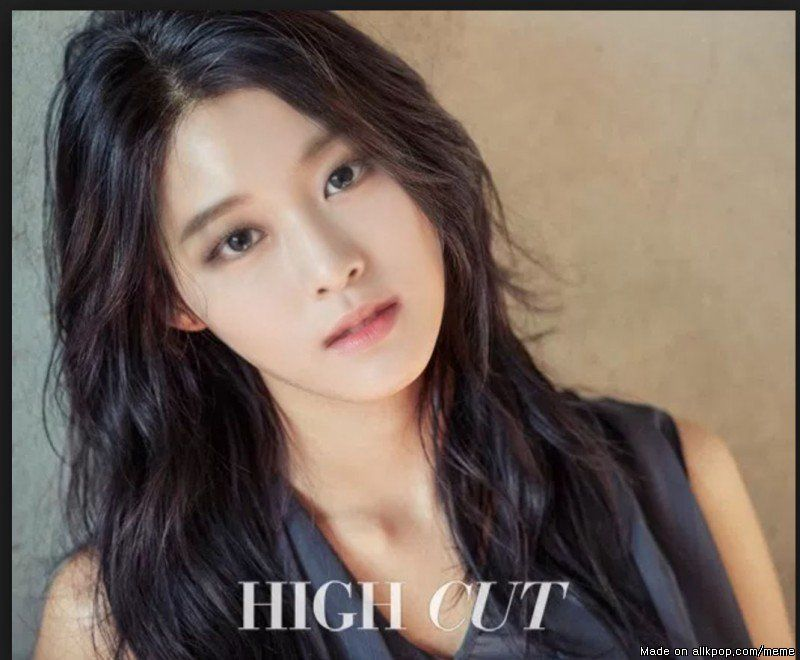 So I Morphed Tzuyu And Seolhyun S Face They Fit Perfectly Seolhyun Kim Seol Hyun Beauty