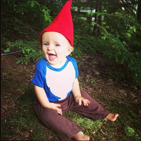 Baby Gnome Costume by TheWishingElephant on Etsy, $38.00 #gnomecostume Baby Gnome Costume by TheWishingElephant on Etsy, $38.00 #gnomecostume