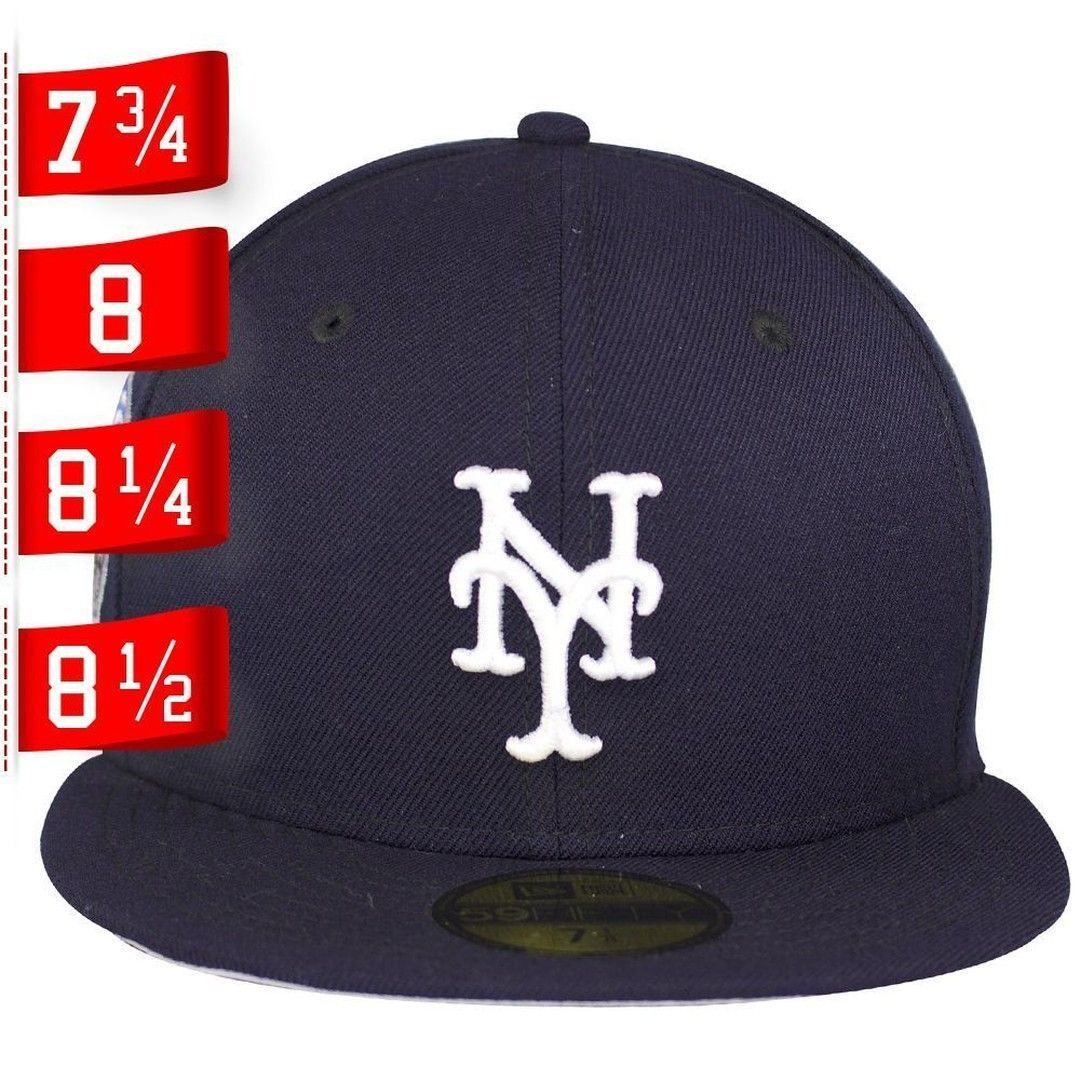 0814fb13 Shop the New York Mets Subway Series 2000 World Series Fitted Cap from New  Era to