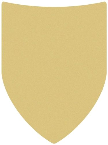 Roman Shield Unfinished Cutout, Wooden Shape, Paintable Wooden MDF ...
