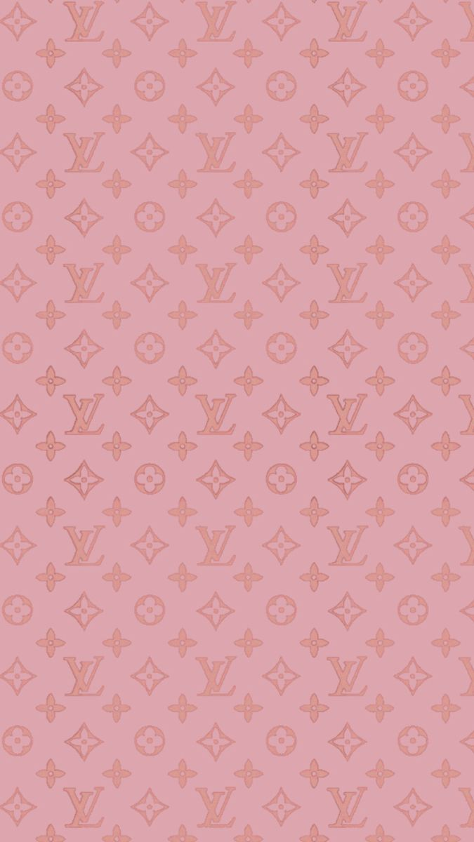 Aesthetic Louis Vuitton Phone Background Wallpaper