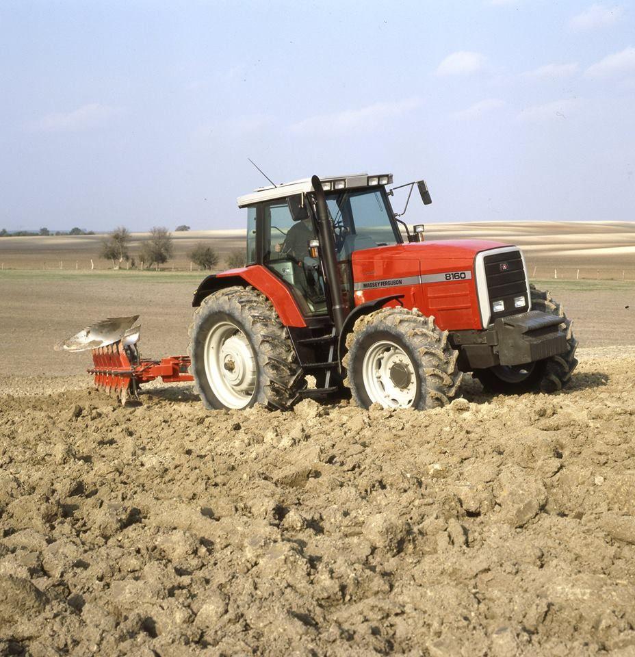 Pin By Dan Noordhoek On Mf Massey Tractor Tractors Massey Ferguson Tractors