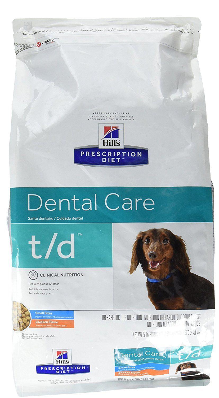 Hill's Prescription Diet t/d Dental Health Small Bites