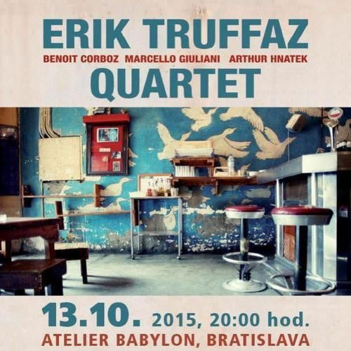 DOWNLOAD Erik Truffaz Quartet – Doni Doni LEAKED ALBUM only in FreeLeakedAlbum.com Erik Truffaz Quartet – Doni Doni FULL 2015