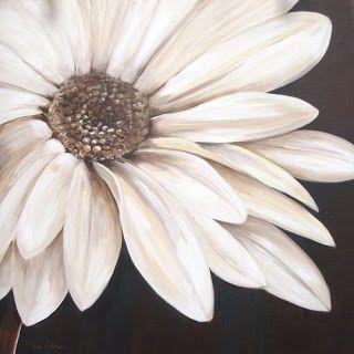 Hermosas Imagenes En Dibujos De Flores En Blanco Y Negro
