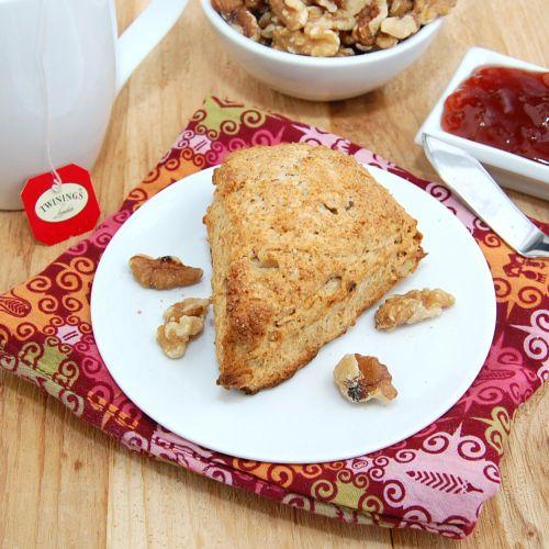 Honey Nut Scones Oatmeal Scones Scones Apple Cinnamon