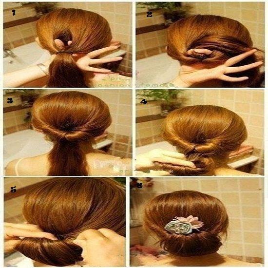 Http 4 Bp Blogspot Com Zg9o4nhtpyi Uc26d92a4ci Aaaaaaaacic 5o8i37xmsa0 S550 Best Quick And Simple Hairstyle Tutor Long Hair Styles Hair Styles Hair Tutorial