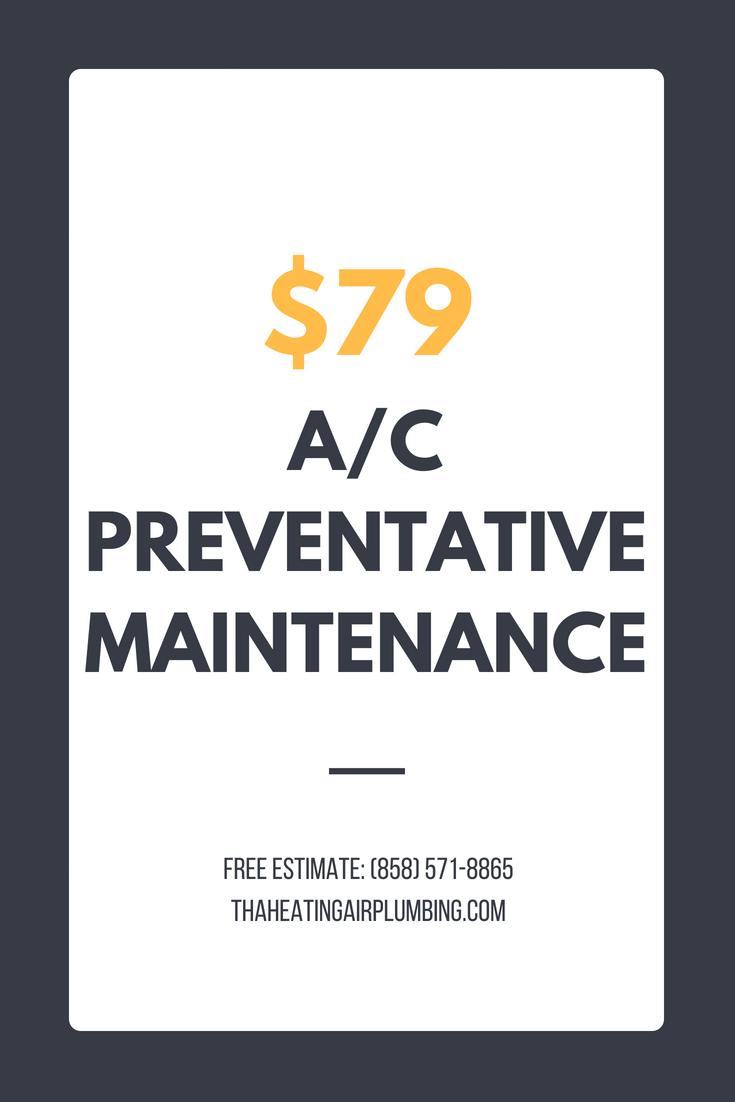 Ac Hvac Hvac Maintenance Hvac Contractor
