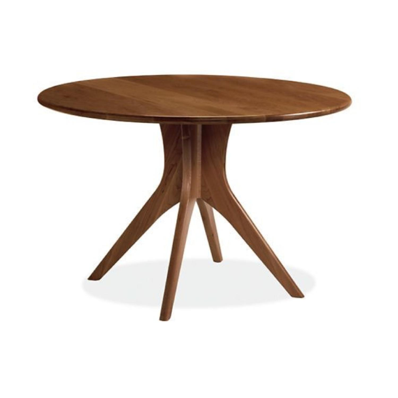 Room Board Bradshaw Solid Walnut Table Aptdeco Dining Room