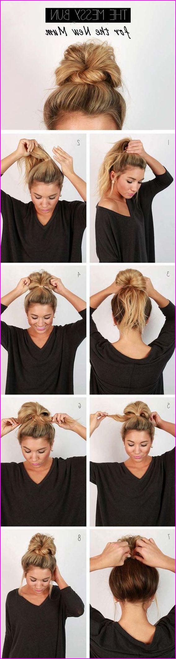 cute hairstyles stepbystep tutorials for long hair