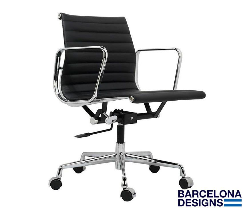 Eames aluminum group management style office chair