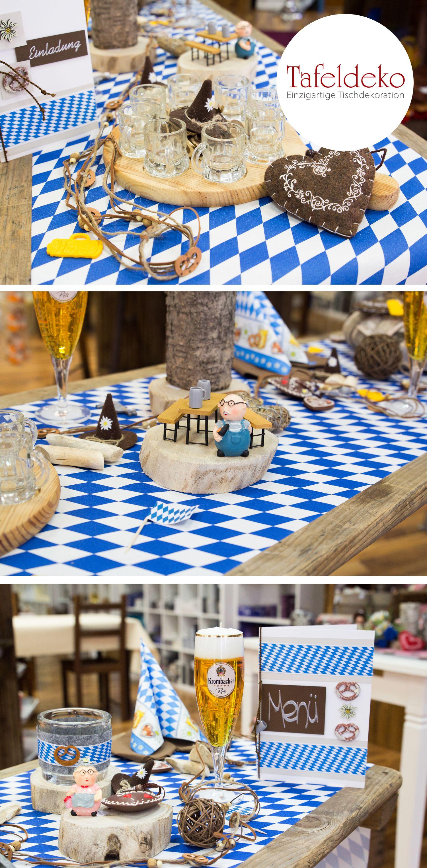 nicht nur zur oktoberfestzeit sind bayrische tischdekorationen angesagt feiern sie ihren. Black Bedroom Furniture Sets. Home Design Ideas