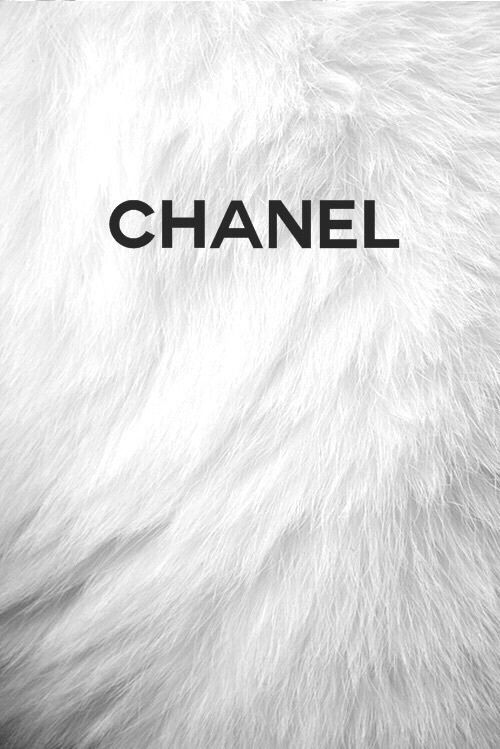Pin On Wallpaper Chanel wallpaper black and white