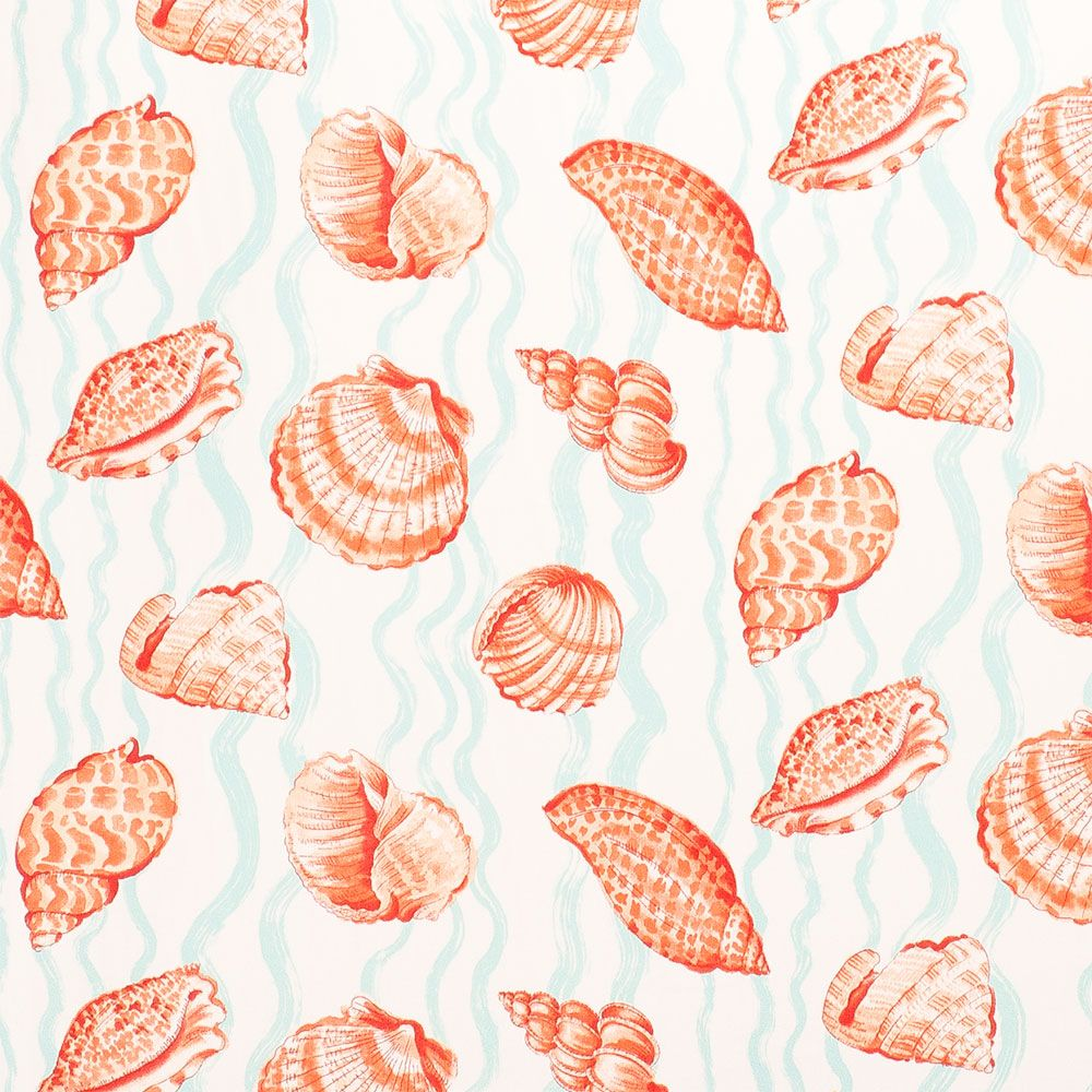 """P/Kaufmann Sea Life Coral 54"""" Fabric - Sold by the Yard # ..."""