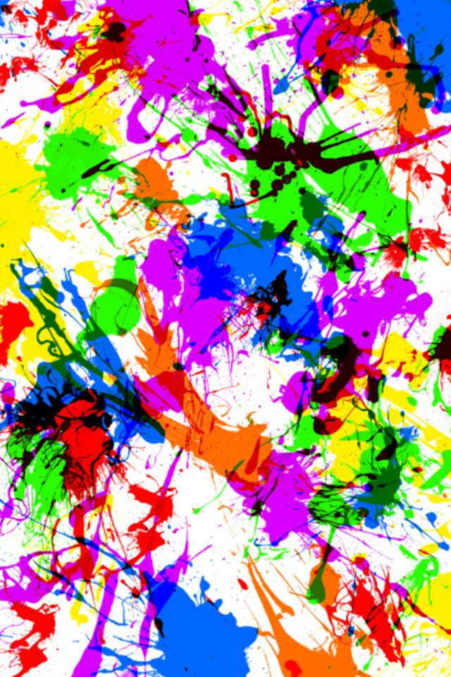 Painted Splatter In 2019 Pinterest Painting Wallpaper And