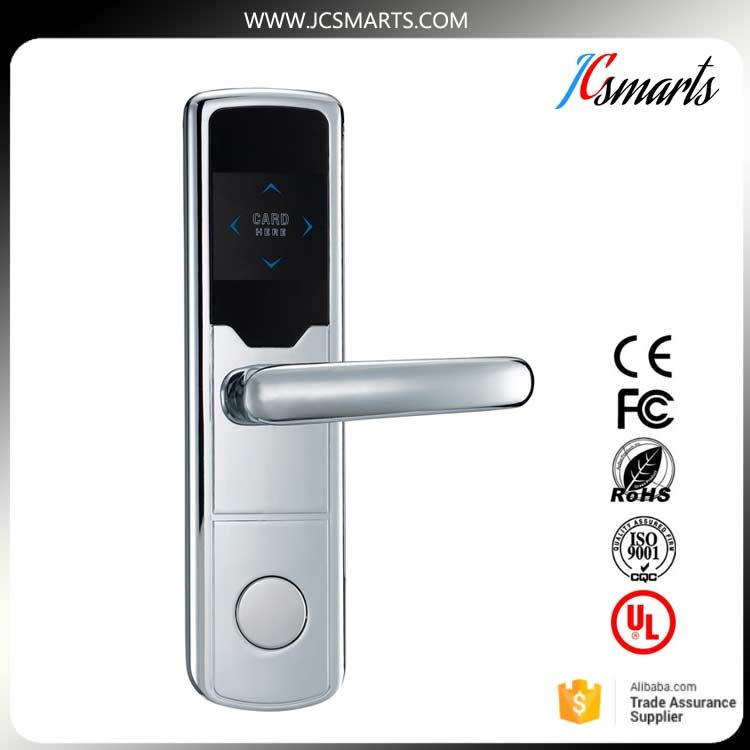 Popular Zinc Alloy Magnetic Rfid Door Lock Hotel Room Key Systems Hotel Lock Cool Things To Buy Apartment Office