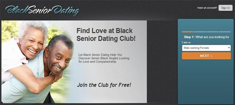 the black dating club