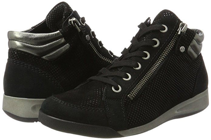 ara Damen Rom Stf 12 44410 Hohe Sneakers: : Schuhe