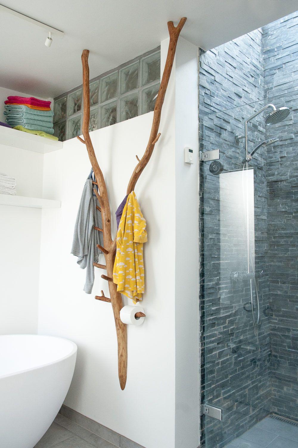 Badbaum Badezimmer Einrichtung Chalet Design Badezimmerideen