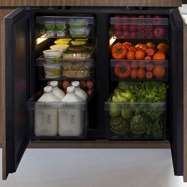 Modular refrigeration reimagine refrigeration seamless integration refrigerators wine coolers ice makers undercounter built-in