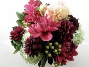 October Flowers - because peony are just not going to survive to ...