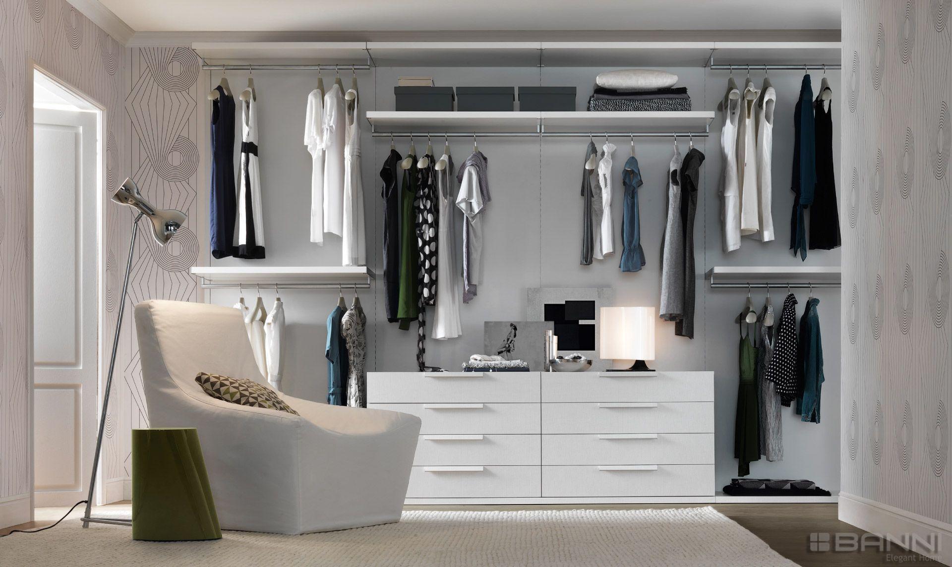 vestidor-blanco copy | Vestidores | Pinterest