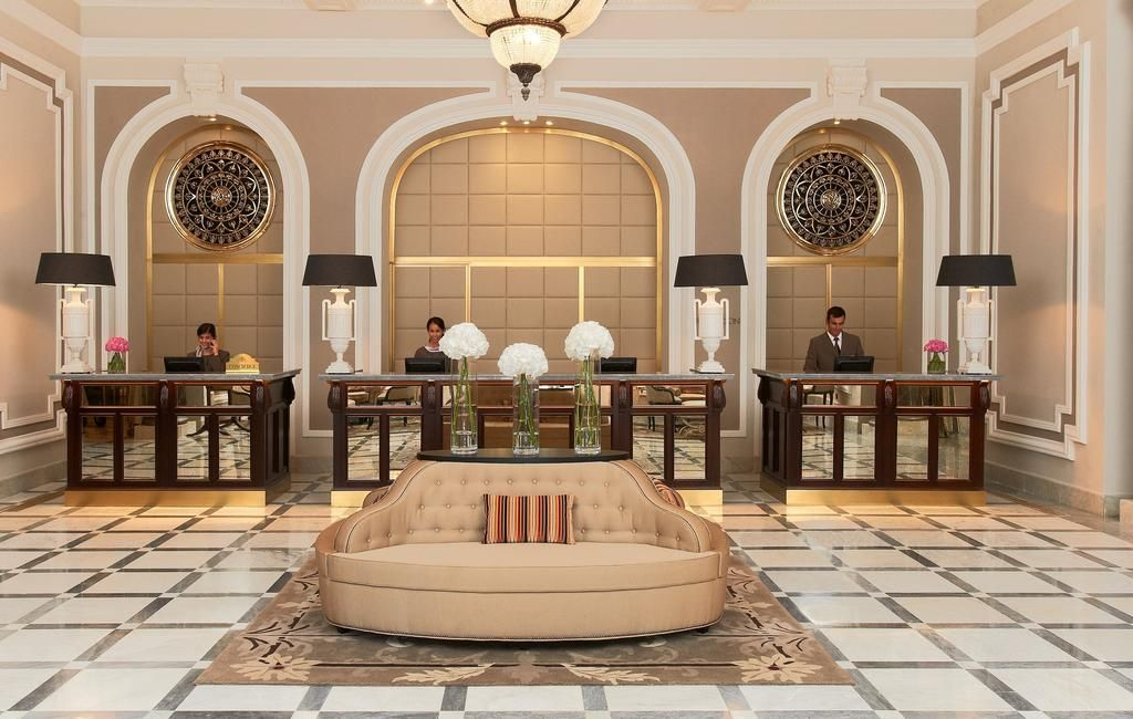 The Top 25 Luxury Hotels In Spain 6 Hotel Maria Cristina A