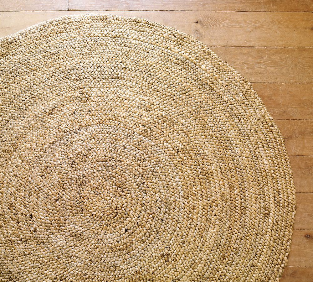 This Rug Is Under My Tulip Table I Find It Very Complimentary Both Simple And Beautiful Round Jute Natural 199 Pottery Barn