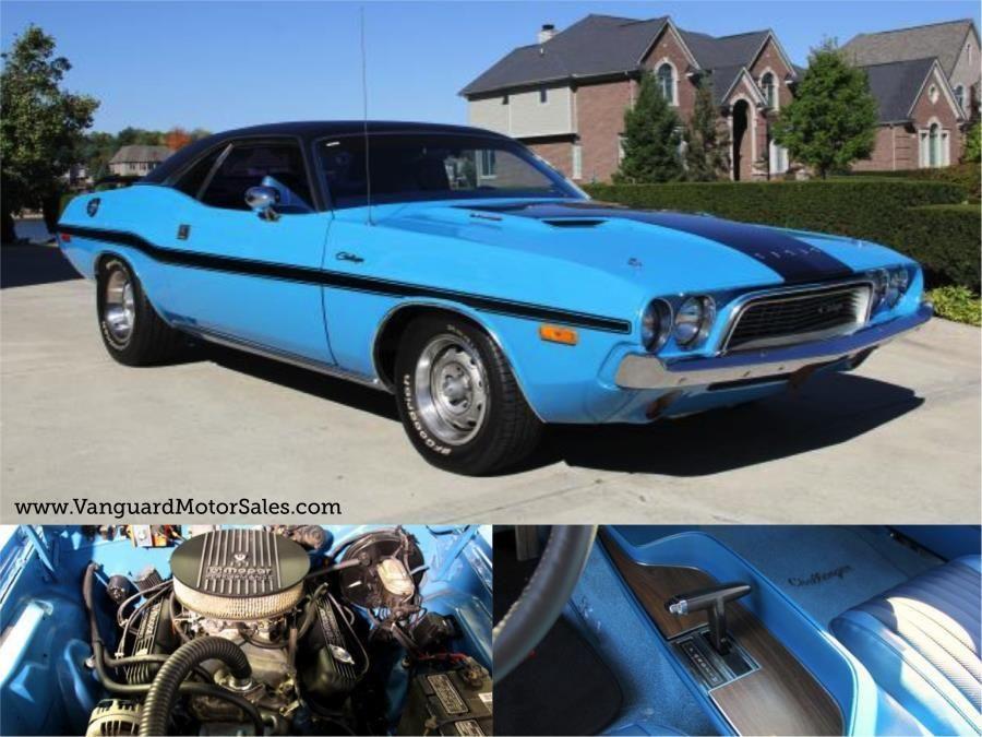 72 Challenger..nice blue... SealingsAndExpungements.com... 888-9 ...