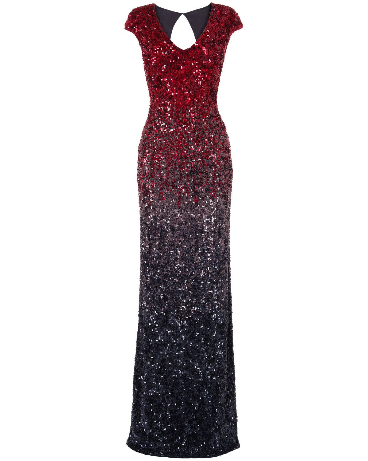 Colette sequin full length dress a sequin dress perfect for the