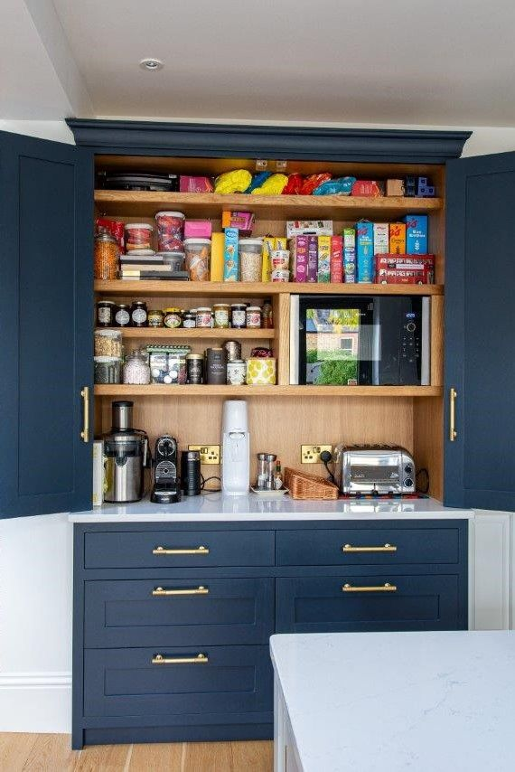 Kitchen trends: The Rise of Pantries & Larders
