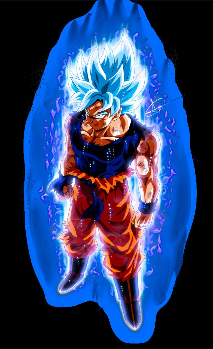 Goku Ultra Instinct Ssj Blue No Background By Blackflim Dragon Ball Super Manga Dragon Ball Super Goku Dragon Ball Super Wallpapers