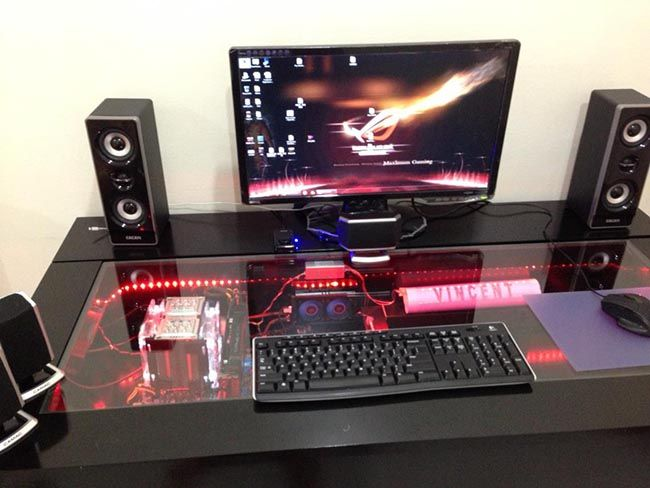 Nice 20 Of Sickest Table Top Gaming Computers   Performance PSU
