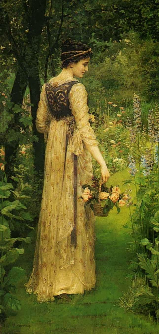 It's About Time: Women in Gardens from Europe & Britain