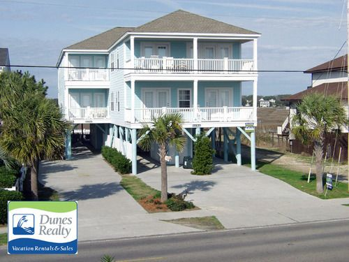 Deja View Garden City Beach Rental Bedrooms 6 Baths 6 Full 1 Half Accommodates 16 Myrtle Beach Rentals Myrtle Beach Hotels Cheap Garden City Beach