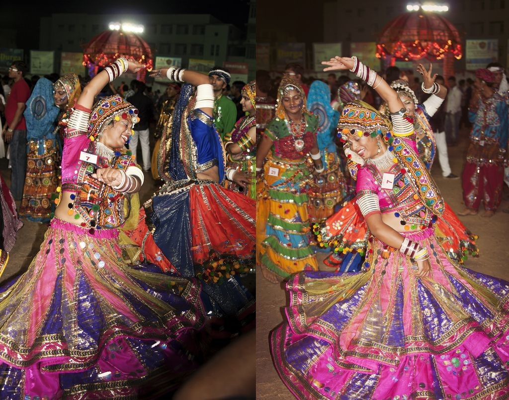 hindu festivals in gujarati The slight nip in the air brings with it, the longest hindu festival of worship and  dance, navratra while the eastern part of the country is coloured.
