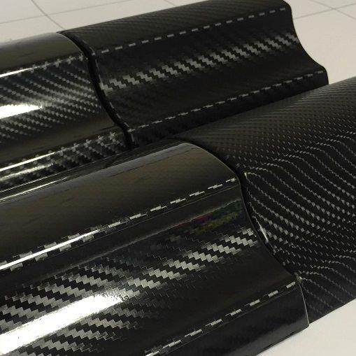 The Different Types Of Carbon Fibre Vinyl Wrap Carbon Fiber