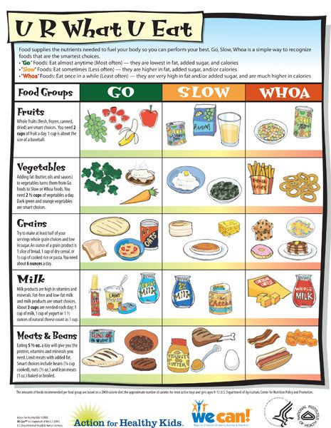Go Slow Whoa Nutrition Game Nutrition Activities Kids