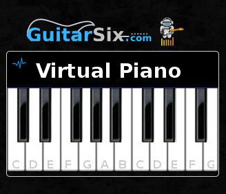 A Virtual Piano to help you learn to play piano online in ...