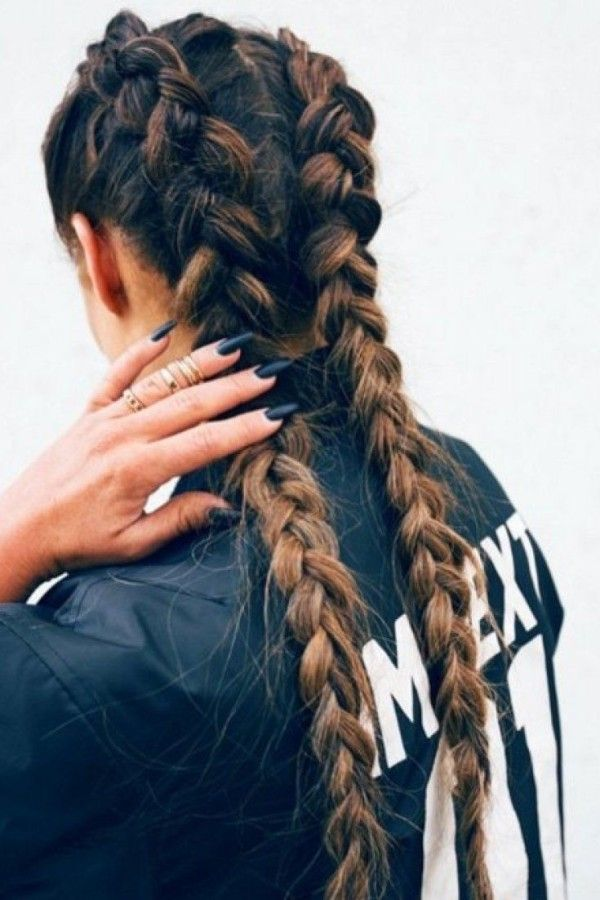 47+ Double french braid hairstyles trends