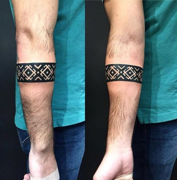 57 Best Armband Tattoos With Symbolic Meanings 2020 Tribal Armband Tattoo Tribal Band Tattoo Band Tattoos For Men