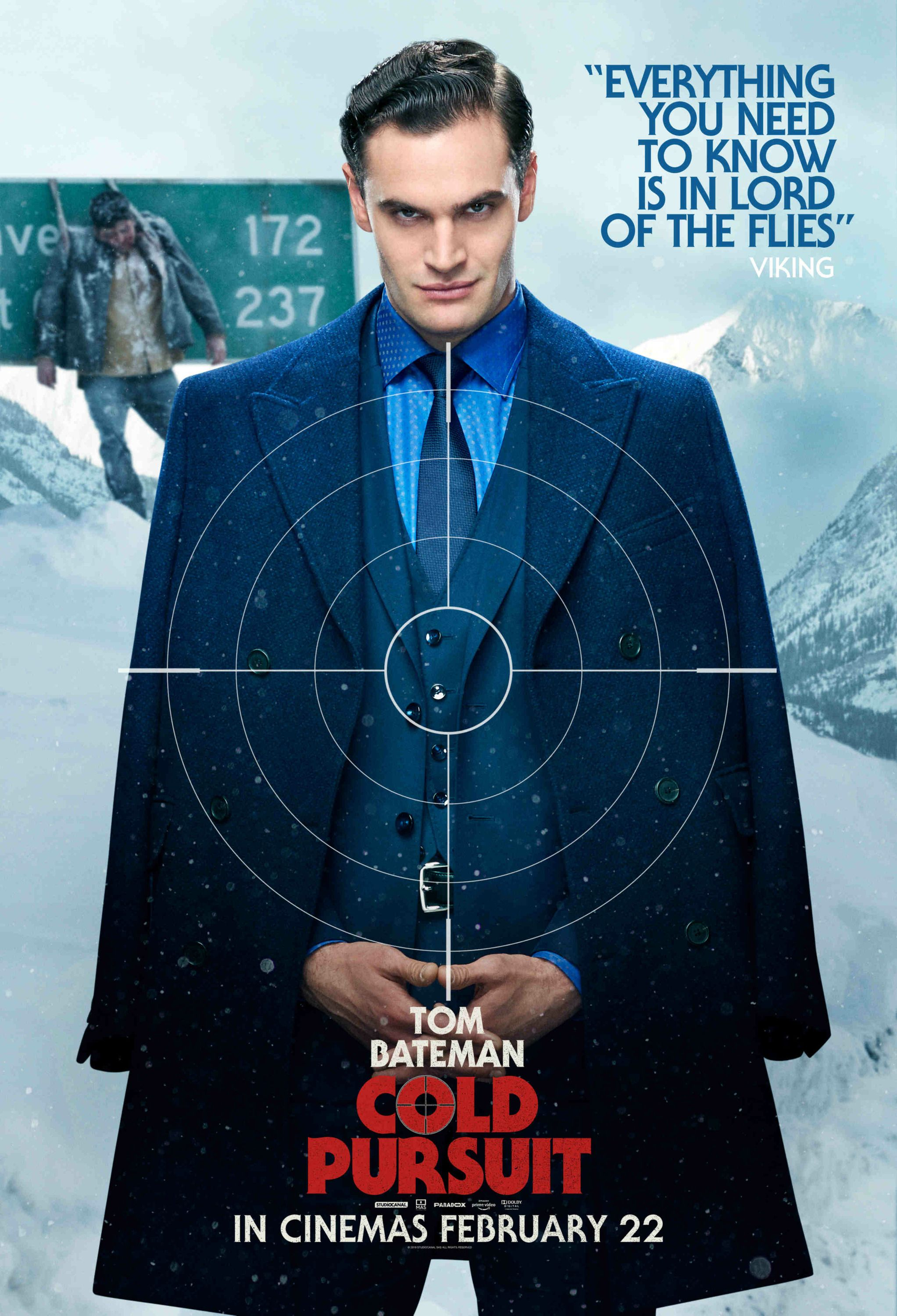Cold Pursuit 2019 New Movie Posters Misery Movie Movies