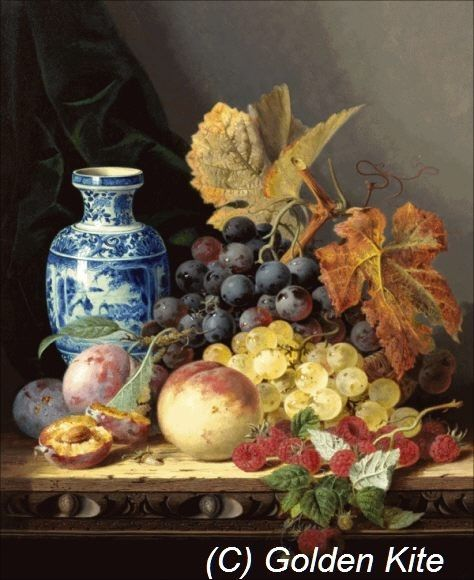 Still Life with a Chinese Vase