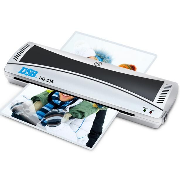 A3 Photo Laminator Office Hot Cold Thermal Laminating Machine Professional For A3 Document Photo Pet Film Roll Laminator Film Roll Laminators Thermal