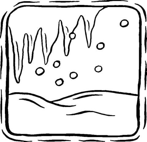 Icicles Coloring Page Free Printable Coloring Pages Free Printable Coloring Pages Preschool Coloring Pages Coloring Pages