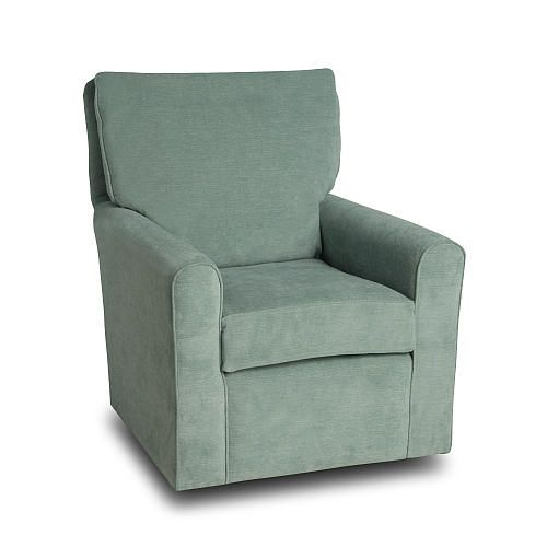 Kacy Collection Madison Glider Crush Spa Little Castle