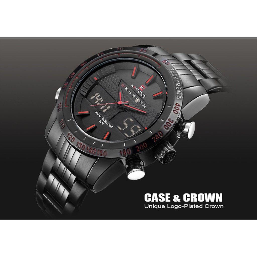 Naviforce Celik Kordon Erkek Kol Saati Yeni Sezon Modeliyle Kampanyada N11 Novasaat Magazamizdan Satin Alabilirsiniz Erkek Saat Saatler