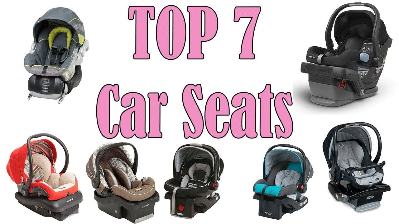 Best Infant Car Seat 2017 – TOP 7 Car