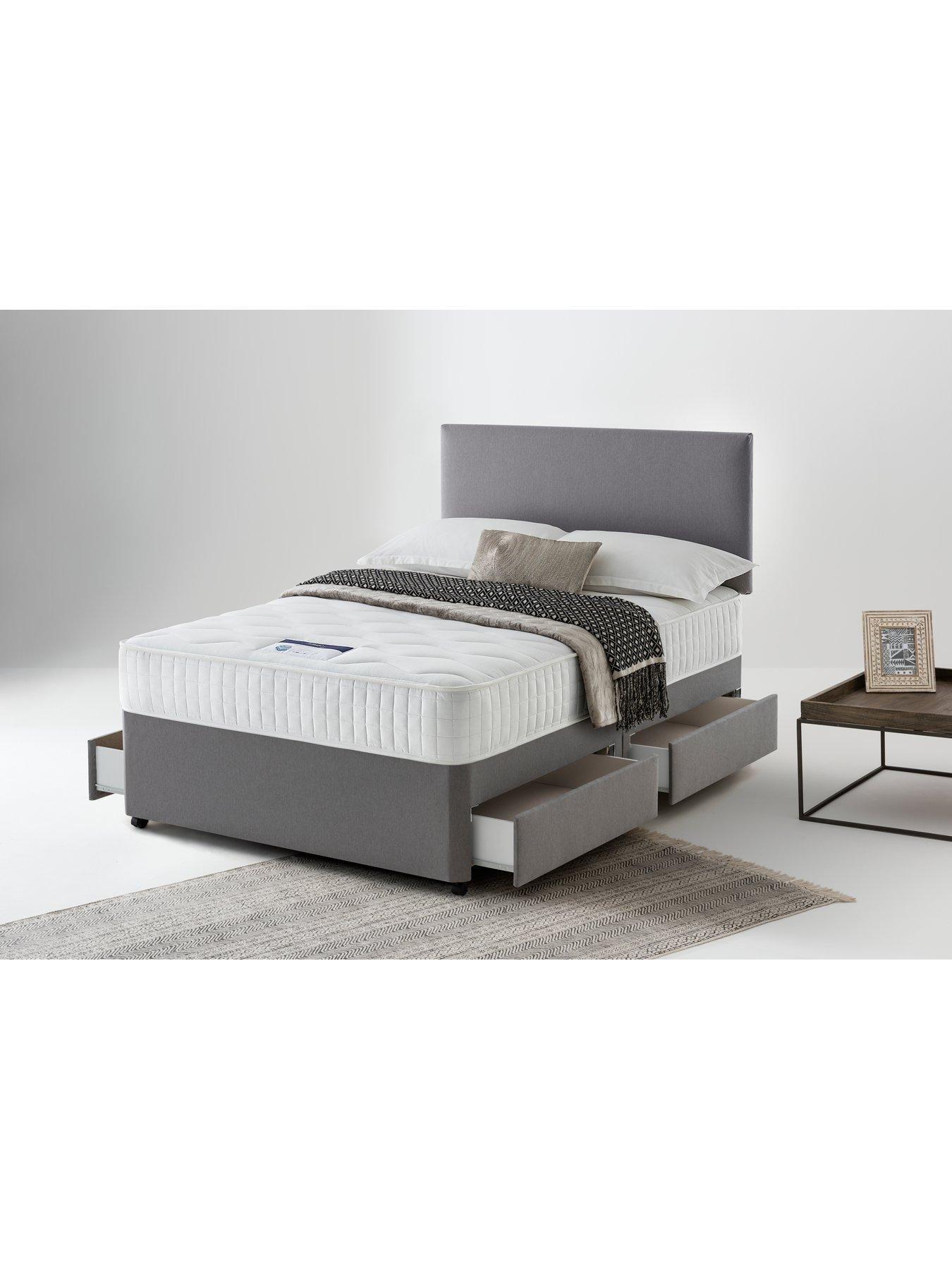 Silentnight Mirapocket Mia 1000 Pocket Luxury Divan Bed With